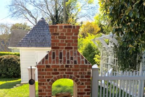 Tour 10 Cottage Gardens in Historic Yorktown, plus select kitchens.