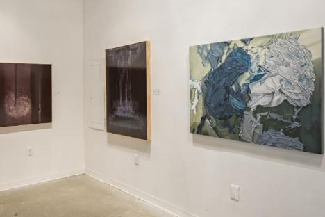 View of the Transmutation Exhibition
