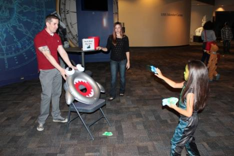 Pirate Halloween Party at The Mariners' Museum and Park in Newport News VA October 22