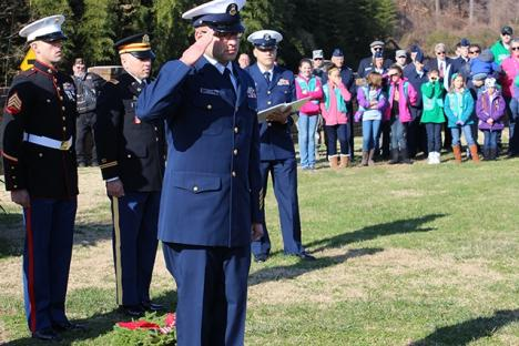 Laying of the Wreaths