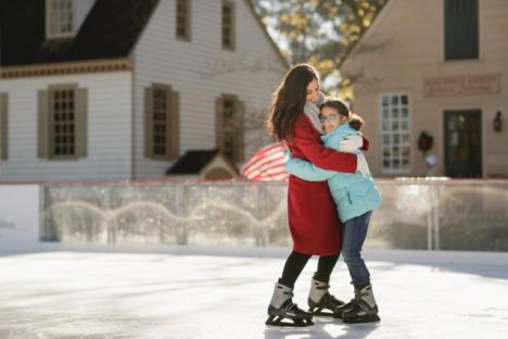 Dominion Energy Presents Liberty Ice Pavilion
