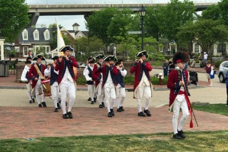 Enjoy the Fife and Drums!