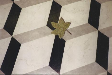 Black Dog Gallery offers custom designed floor cloths