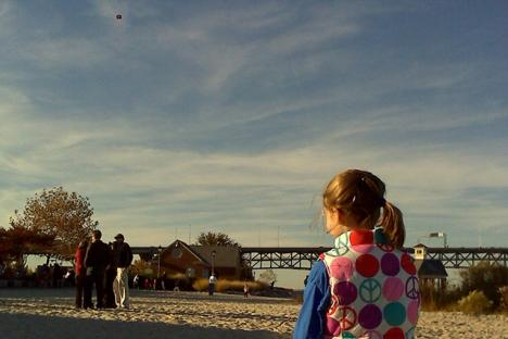 Spend the day outside with Kite Day