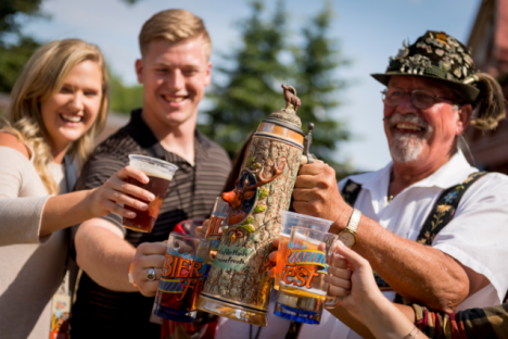 Bier Fest at Busch Gardens
