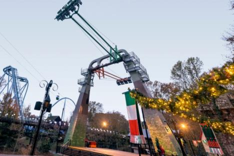 Busch Gardens Christmas Celebration