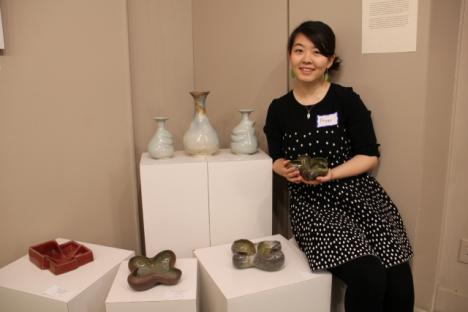 Earthenware by Peggy Jiacheng Lei