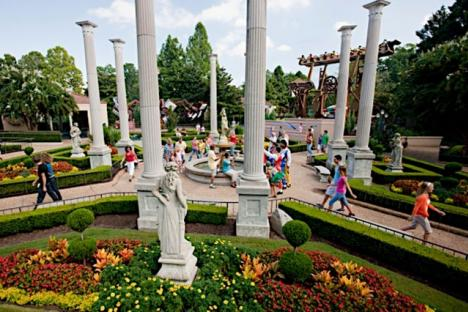 "Since 1990, the National Amusement Park Historical Association (NAPHA) has voted Busch Gardens® Williamsburg the ""Most Beautiful Park"" in the world."