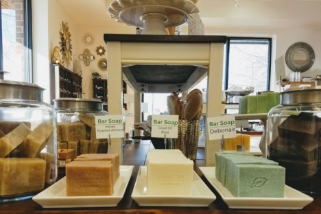 Natural Soaps for Him & Her at Perfectly Natural Soap