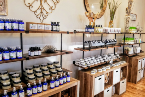 Lotions, Sugar Scrubs, and Body Butters are Locally Made from only the Best Ingredients at Perfectly Natural Soap