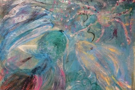 """Under the Sea"" by Trudi Arnold"