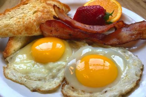 Bacon n eggs!