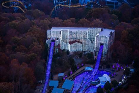 Busch Gardens Christmas Town | Visit