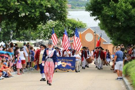Family Fun in Historic Yorktown, come celebrate with us!