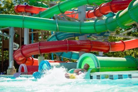Rock 'n Roll Island slide