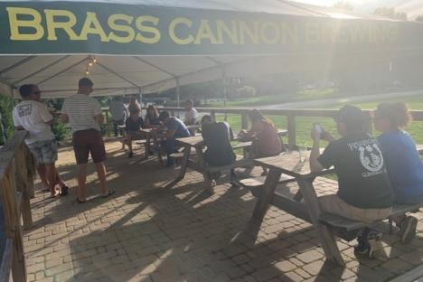 Brass Cannon Brewing
