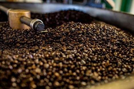 Roasting only the highest quality coffees each week
