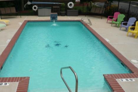Take a dip and enjoy