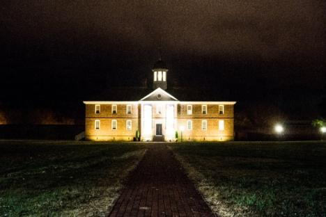 Haunted Public Hospital Asylum
