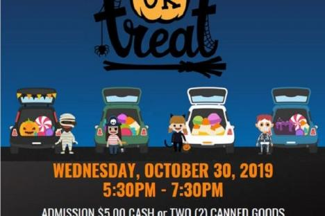 6th Annual Trunk or Treat