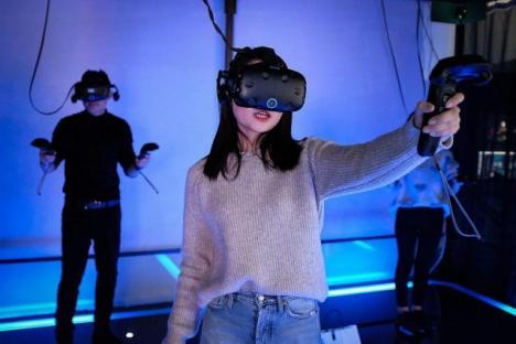 Virtual Reality Arena