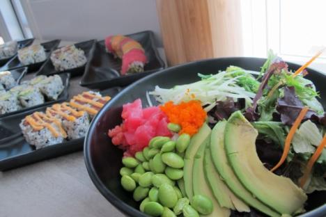 Tuna Poke Bowl - © Oishii Restaurant