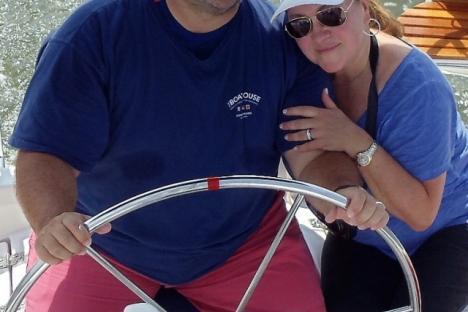Enjoy the romance of sailing