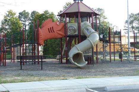 Playground at Chickahominy Riverfront Park