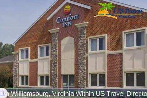 Embedded thumbnail for Comfort Inn Williamsburg Gateway
