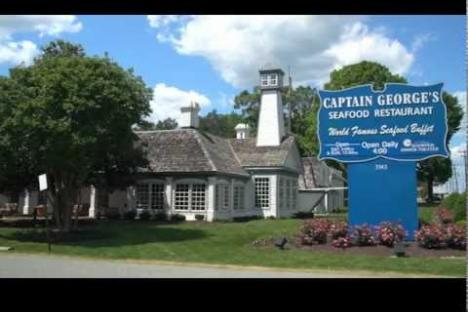Embedded thumbnail for Captain George's Seafood Restaurant