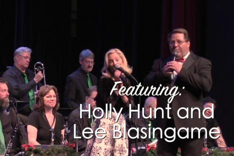 Embedded thumbnail for A Big Band Christmas