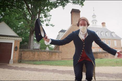 Embedded thumbnail for Colonial Williamsburg