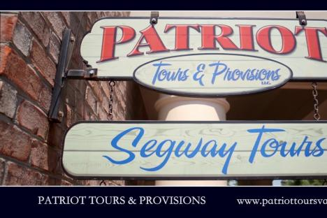 Embedded thumbnail for Patriot Tours and Provisions