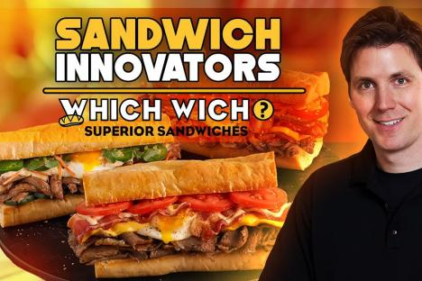Embedded thumbnail for Which Wich Superior Sandwiches