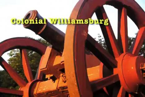 Embedded thumbnail for Williamsburg KOA Campground