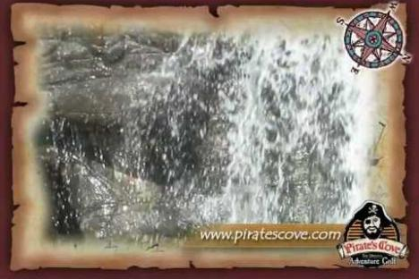 Embedded thumbnail for Pirate's Cove Adventure Golf